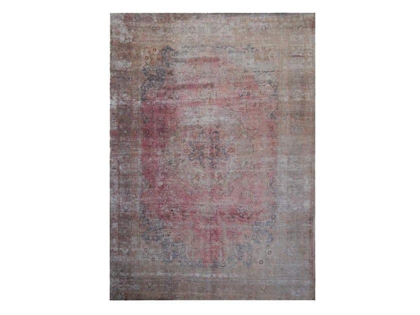 Rectangular fabric rug SUPER DIGIT by Adriani e Rossi edizioni