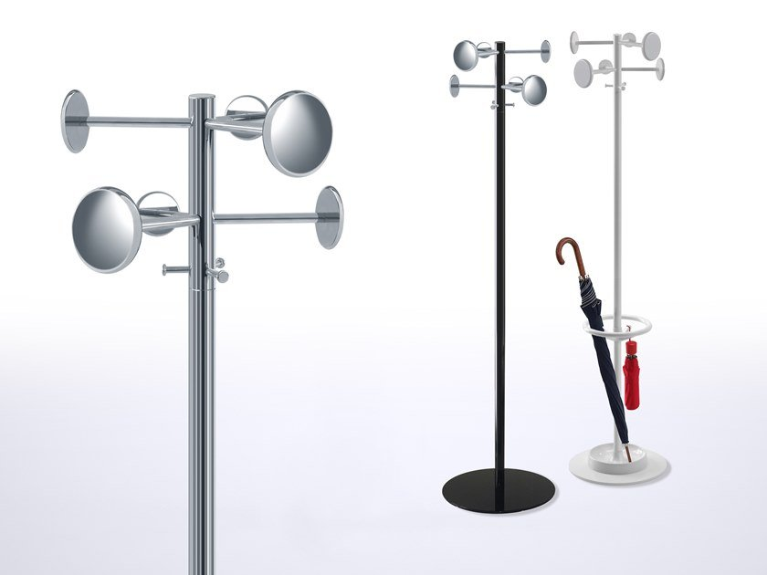 Steel coat stand SUPER EGO by REXITE