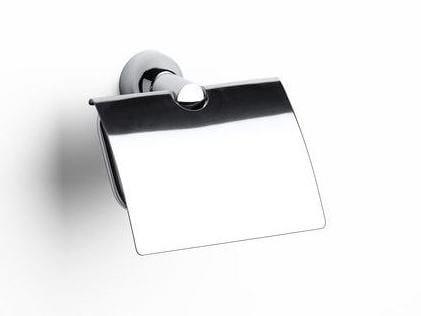 Metal toilet roll holder SUPERINOX | Toilet roll holder by ROCA SANITARIO