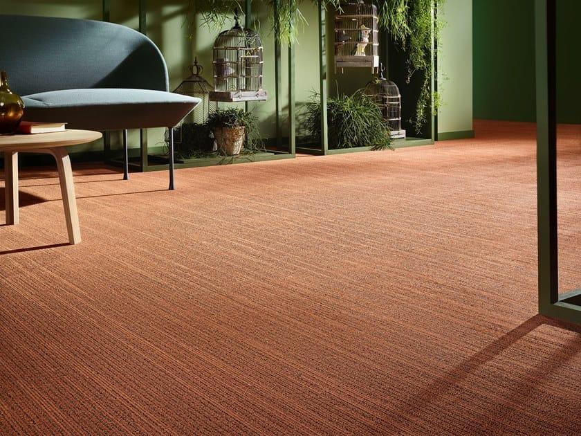 Polyamide carpeting SUPERIOR 1033 by Vorwerk Teppichwerke