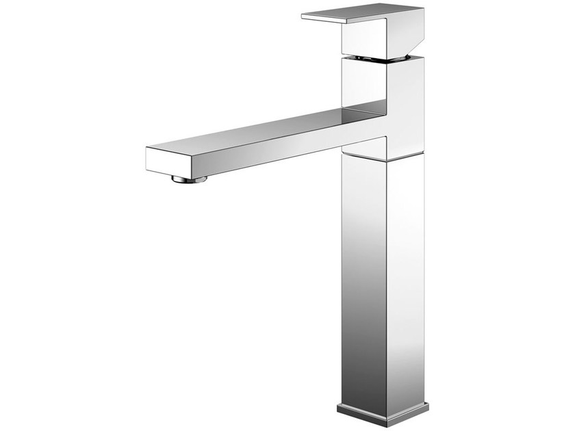 Countertop stainless steel kitchen mixer tap SUPERIOR SU-110 by Nivito