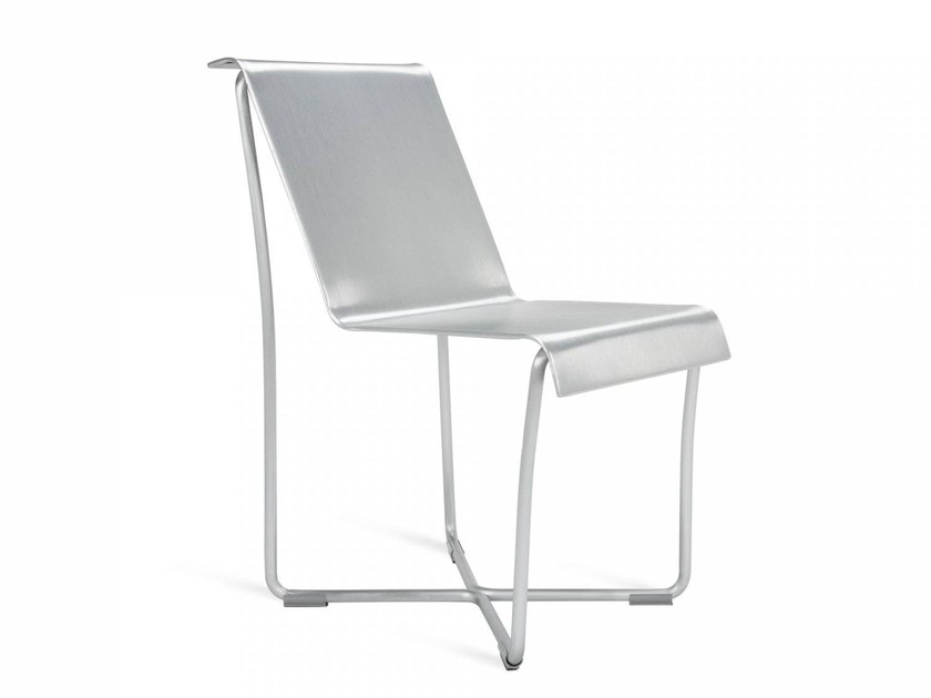Aluminium chair SUPERLIGHT™ by Emeco