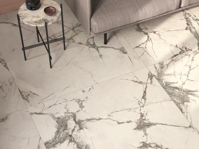 Porcelain stoneware wall/floor tiles SUPREME EVO by Flaviker