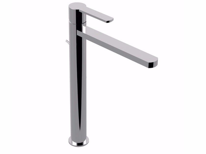 Countertop single handle washbasin tap SURF - F5839A by Rubinetteria Giulini