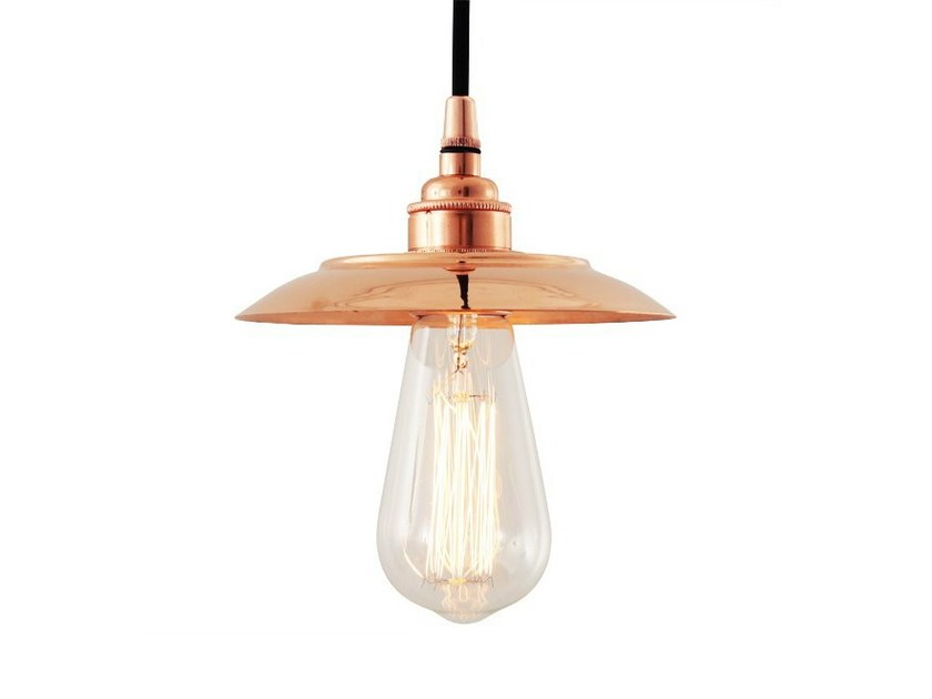 REZNOR INDUSTRIAL PENDANT LIGHT By Mullan Lighting