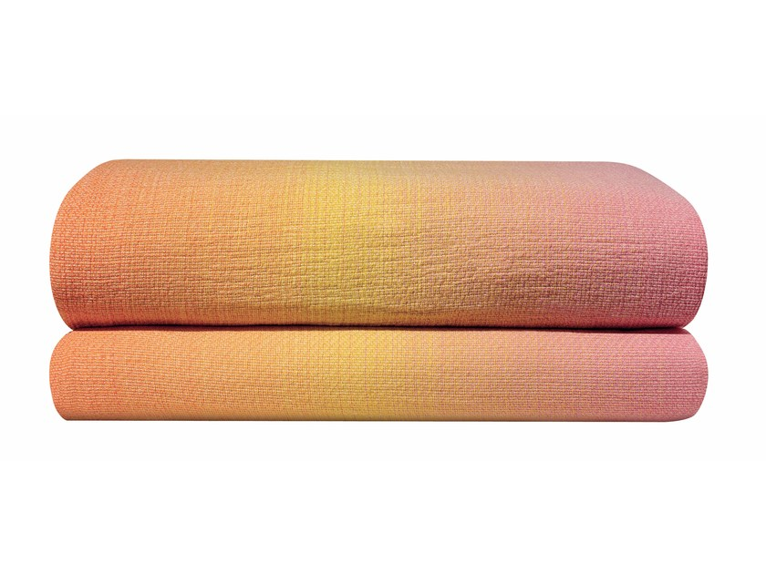 Bedspread in linen and cotton SVEN | Bedding set by MissoniHome
