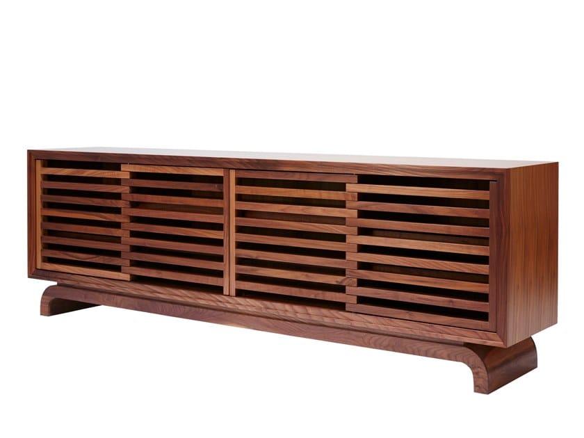 Wooden sideboard SVEN | Sideboard by Douglas Design Studio