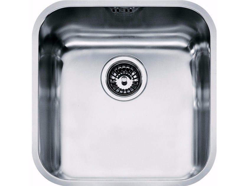 Single undermount stainless steel sink SVX