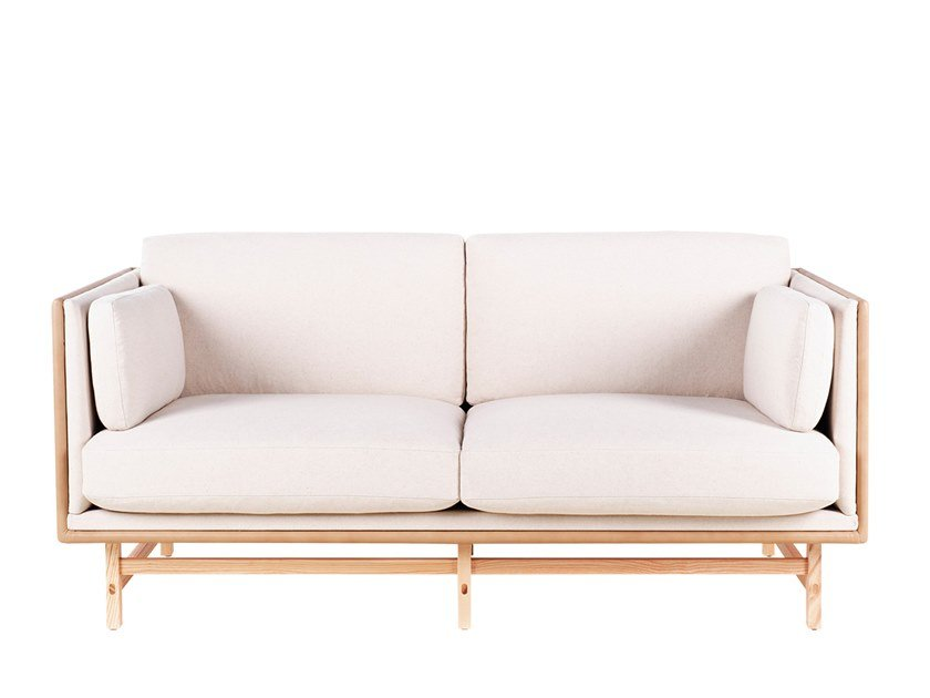 Sw Sofa Two Seater By Stellar Works Design Oeo