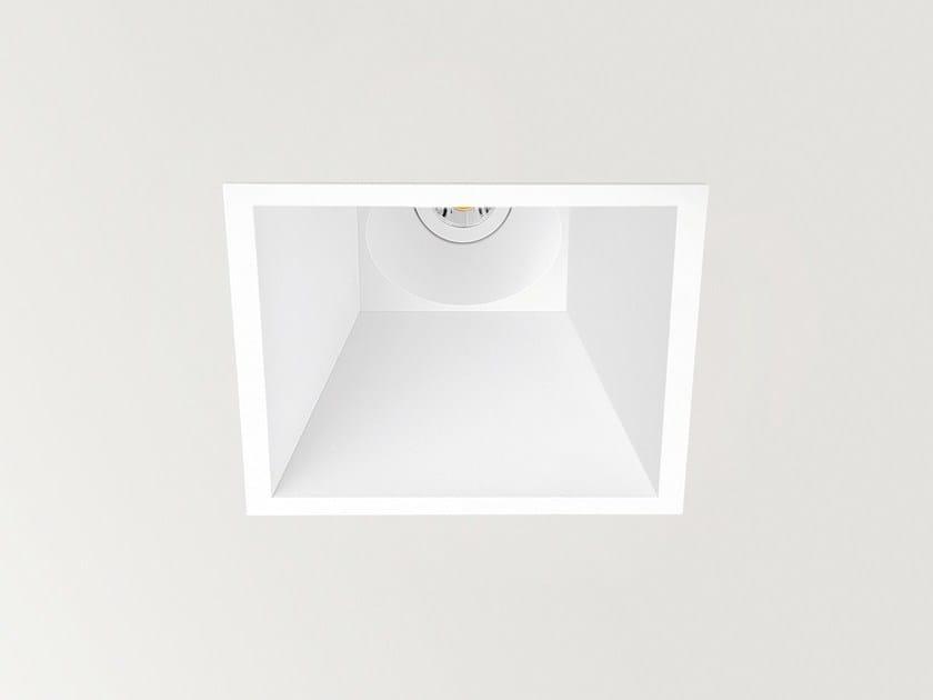 Faretto a LED da incasso SWAP | Faretto quadrato by Arkoslight