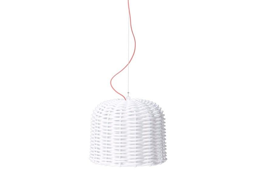 PVC pendant lamp SWEET 96 by Gervasoni