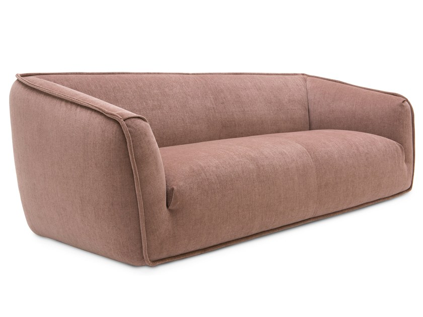 Fabric Sofa With Removable Cover Sweet By Calligaris