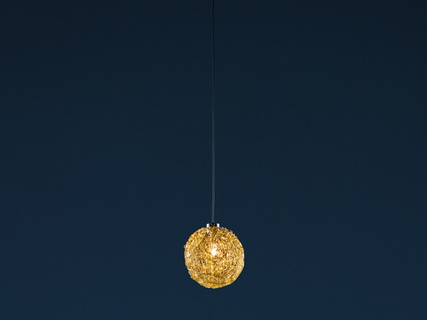 Halogen pendant lamp SWEET LIGHT | Pendant lamp by Catellani & Smith