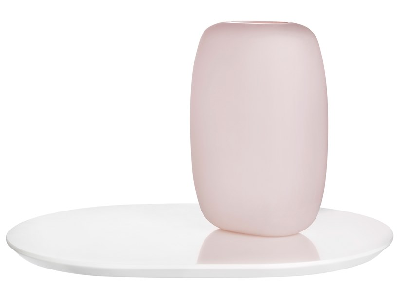 Crystal vase SWEETS MEDIUM by NUDE
