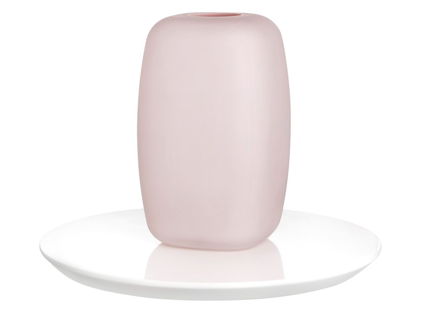 Crystal vase SWEETS SMALL by NUDE