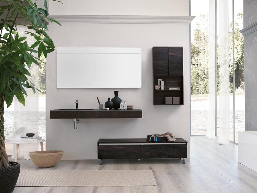 Mobile bagno lavabo swing 21 by bmt