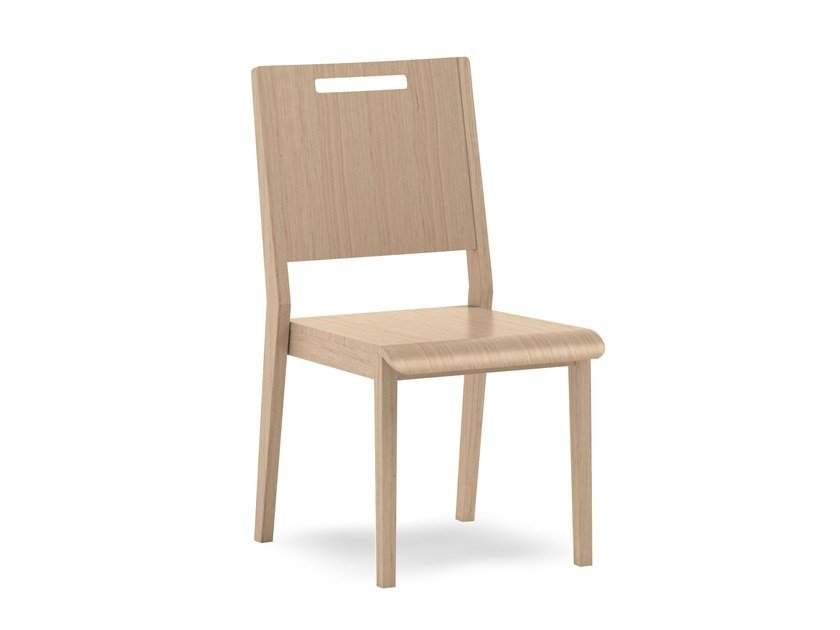 Stackable beech chair SWING | HEALTH & CARE | Beech chair by PIAVAL