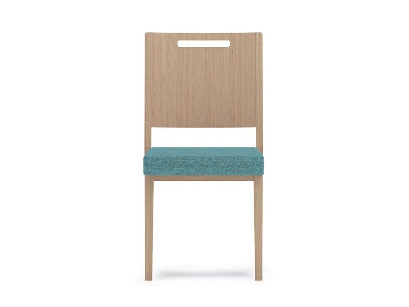 Stackable fabric chair SWING | HEALTH & CARE | Chair by PIAVAL