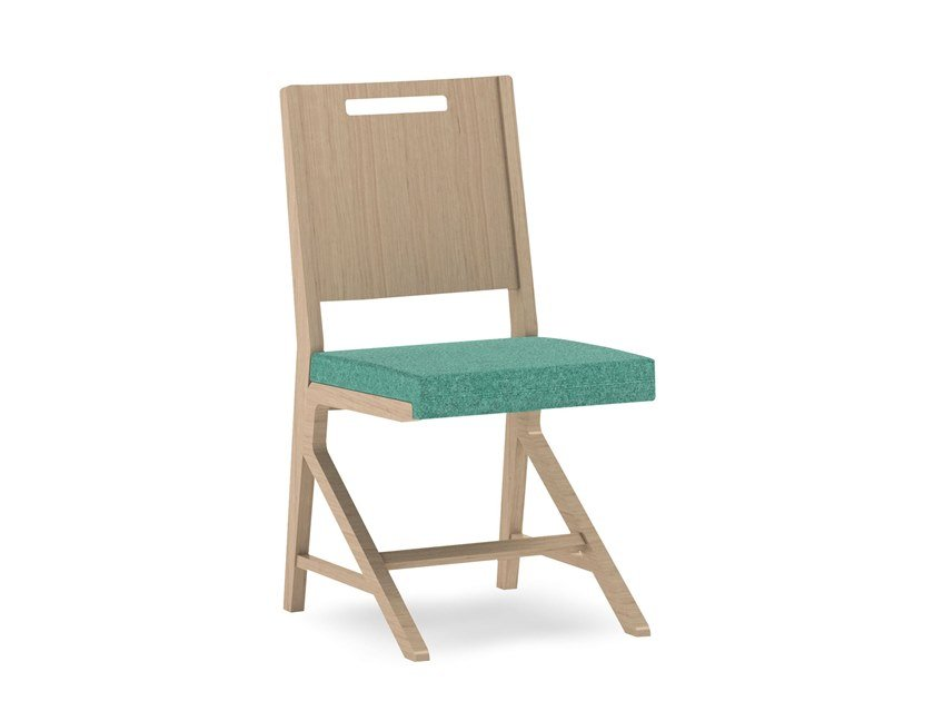 Fabric chair SWING | HEALTH & CARE | Chair by PIAVAL