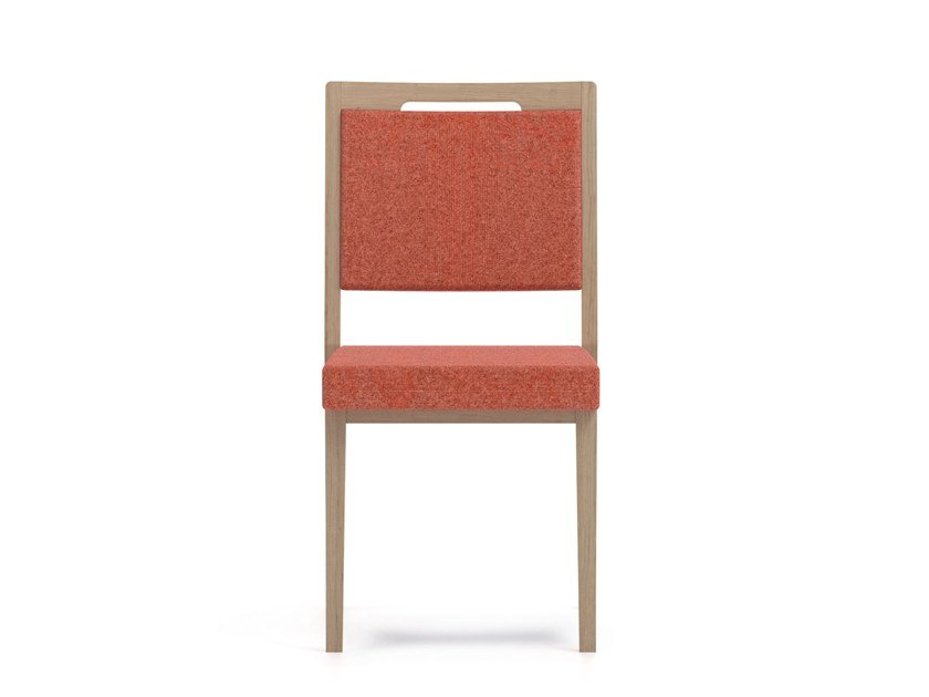 Stackable fabric chair SWING | HEALTH & CARE | Stackable chair by PIAVAL