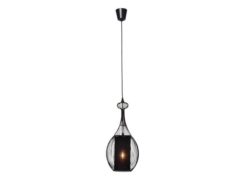 Pendant lamp SWING IRON ROUND | Pendant lamp by KARE-DESIGN