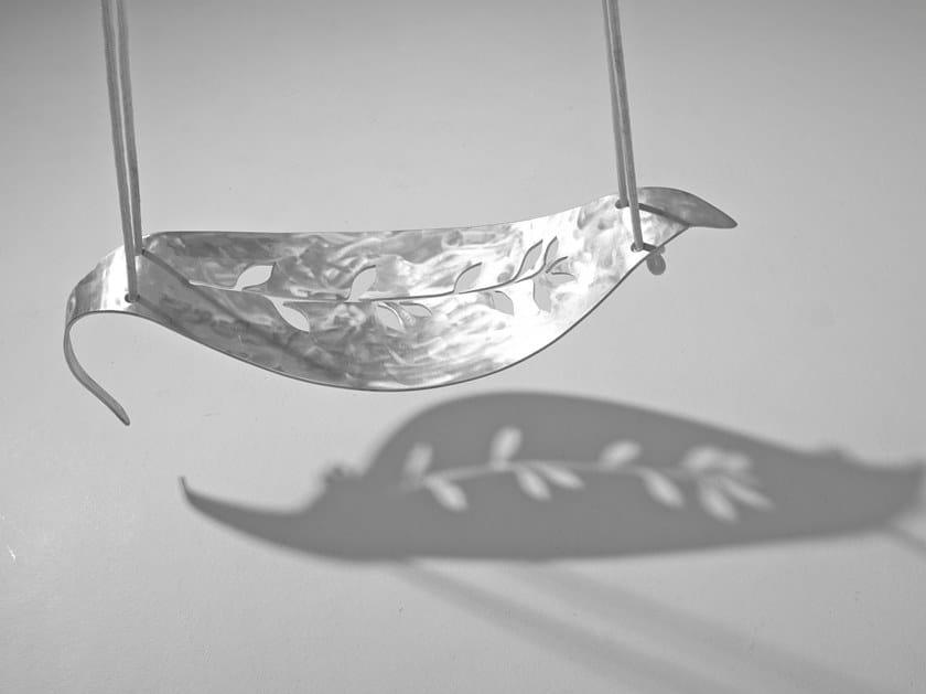 LEAF | Balançoire By Studio Stirling design Joanina Pastoll, David Balancoire Aluminium on