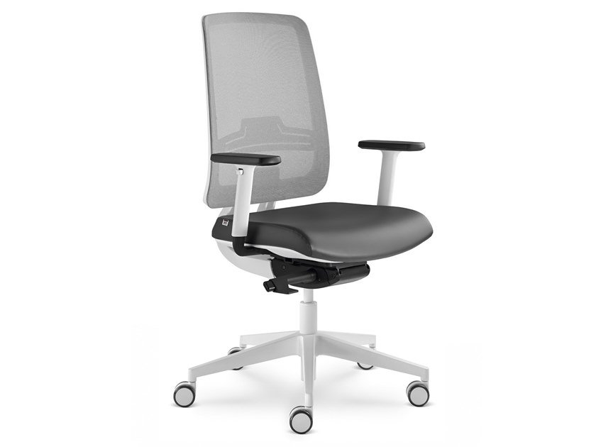 Task chair SWING | Task chair with 5-Spoke base by LD Seating