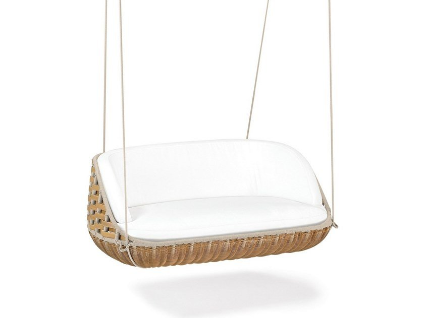 Swingrest 2 Seater Garden Hanging Chair By Dedon Design Daniel Pouzet