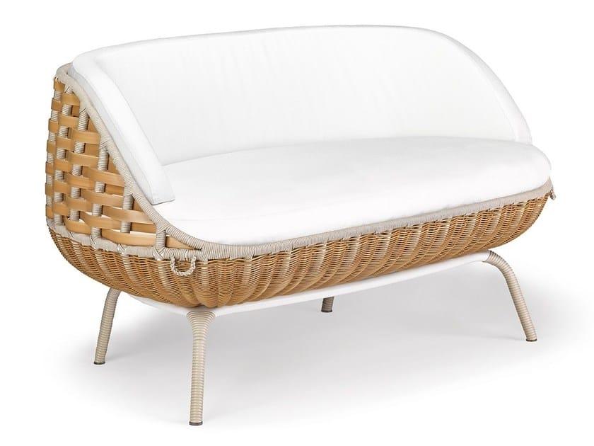 2 seater sofa SWINGREST | 2 seater sofa by Dedon