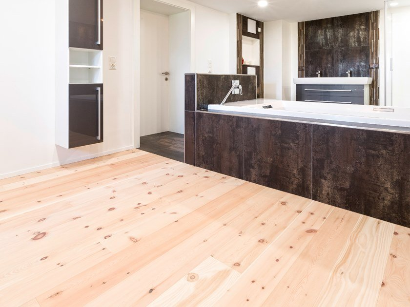 Swiss Stone Pine wall/floor tiles SWISS STONE PINE - WHITE OIL by mafi