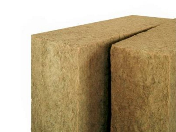 Wood fibre thermal insulation panel SWISSFLEX by Naturalia BAU