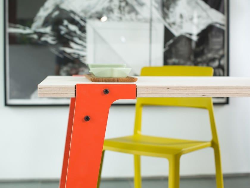 Pranzo Table Switch Da Rettangolare Rform Tavolo Ju3F1TK5lc