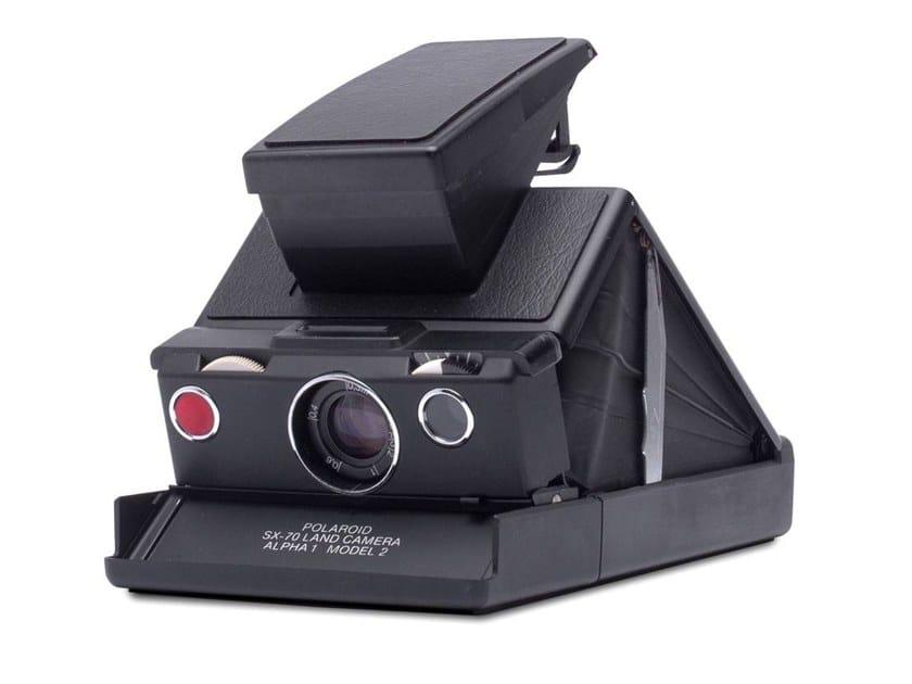 カメラ sx 70 camera black black by polaroid originals