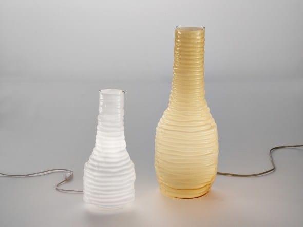 Murano glass table lamp SYDNEY LT 608 by Siru
