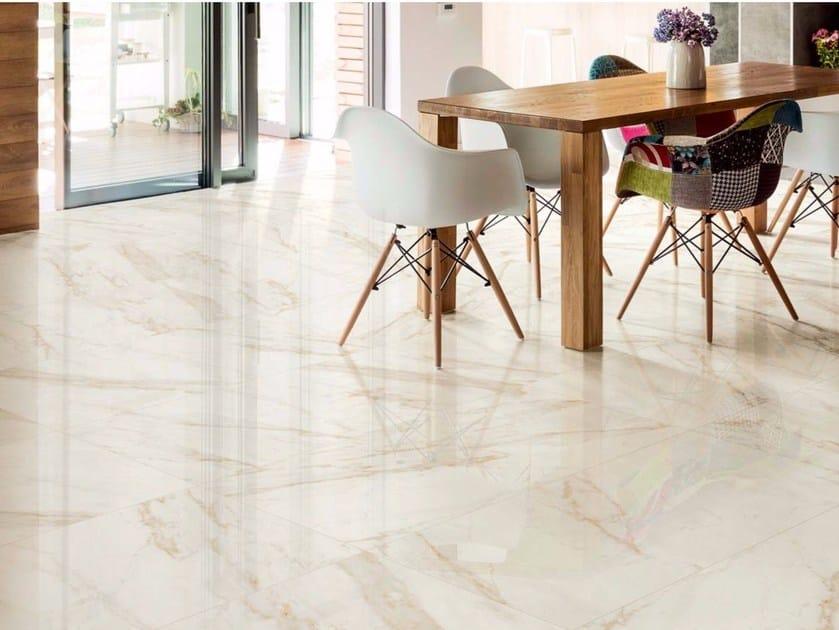 Glazed stoneware flooring SYMBOL by Ragno