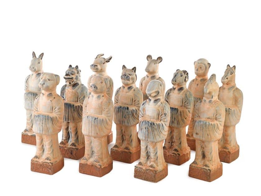 Soprammobile in ceramica SYMBOLIC ANIMAL by Pols Potten