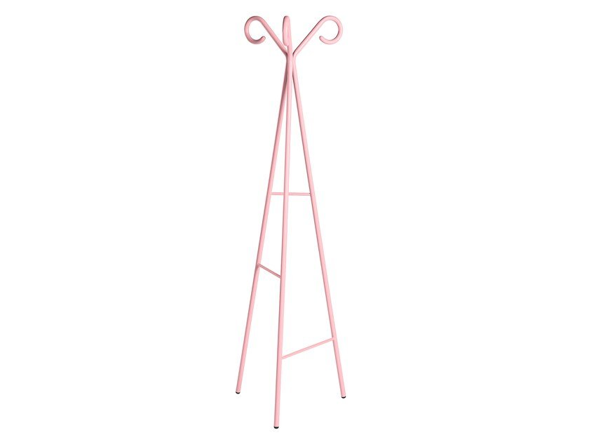 Metal coat stand SYMPLE | Coat rack by CaStil