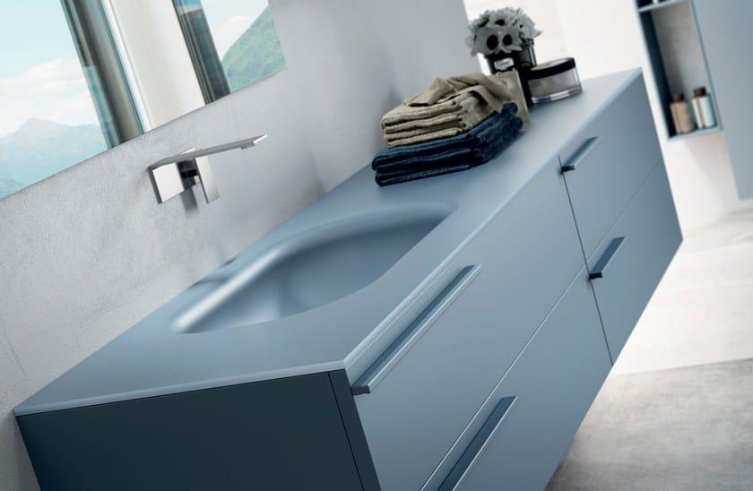 Mobile bagno / mobile lavabo SYN 15 - LASA IDEA