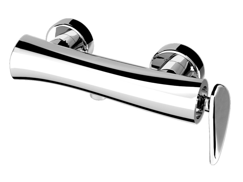 Single handle shower mixer SYNERGY OPEN 93 - 9354050 by Fir Italia