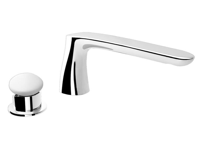 2 hole bathtub set SYNERGY STONE 95 - 9531204 by Fir Italia