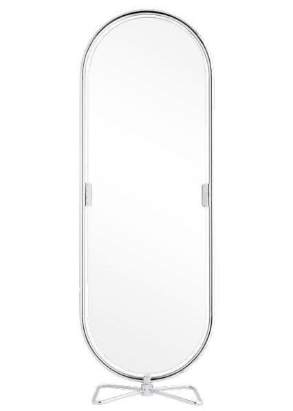 Tilting freestanding mirror SYSTEM 1 2 3 | Mirror by Verpan