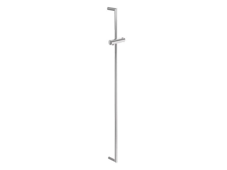 Metal shower wallbar SYSTEM 162   Shower wallbar by HEWI