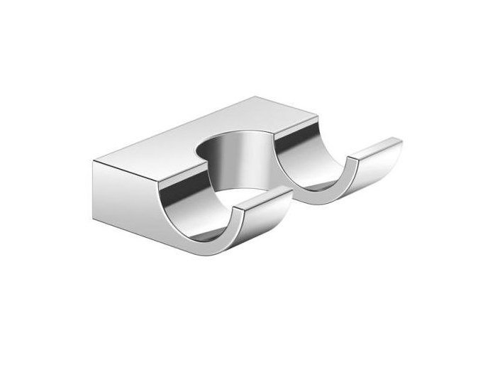 Metal towel hook SYSTEM 800 | Robe hook by HEWI