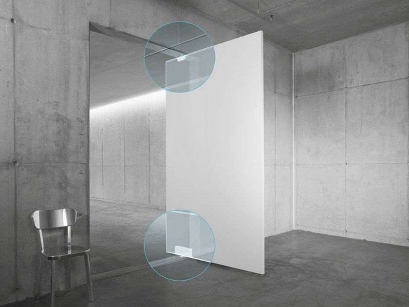 Concealed door hinge SYSTEM M by FritsJurgens