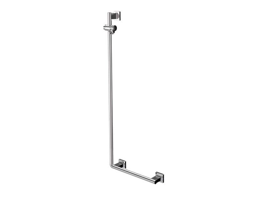Metal shower wallbar SYSTEM2 | Shower wallbar by Emco Bad