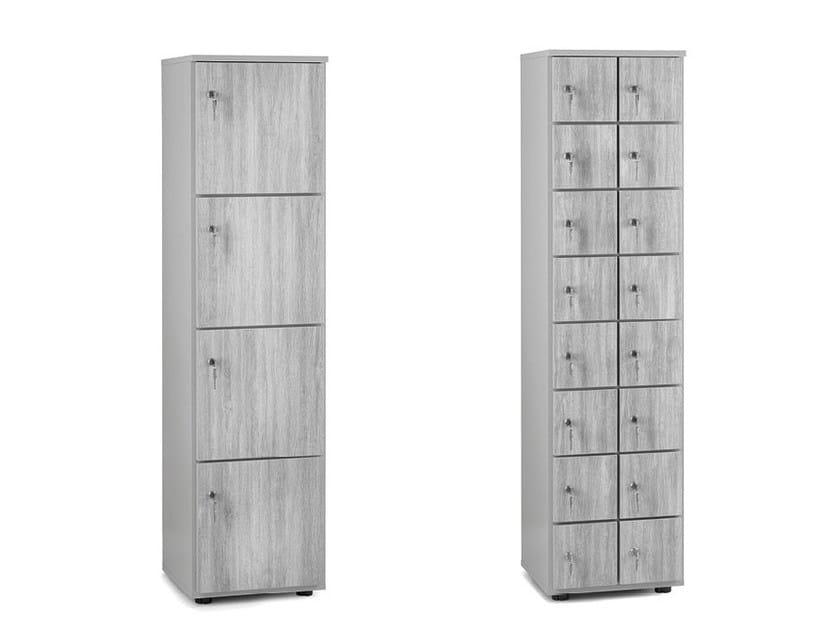 Safe-deposit box Safe-deposit box by FIT INTERIORS