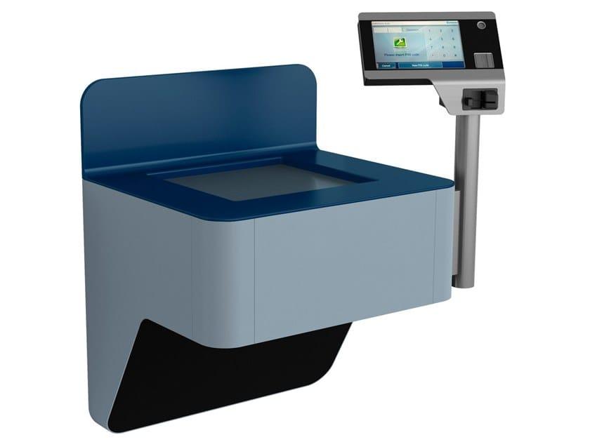 Sistema robotizzato self-service di cassette di sicurezza SafeStoreAuto by Gunnebo
