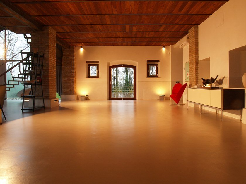 Continuous flooring San Marco® by Orsan International