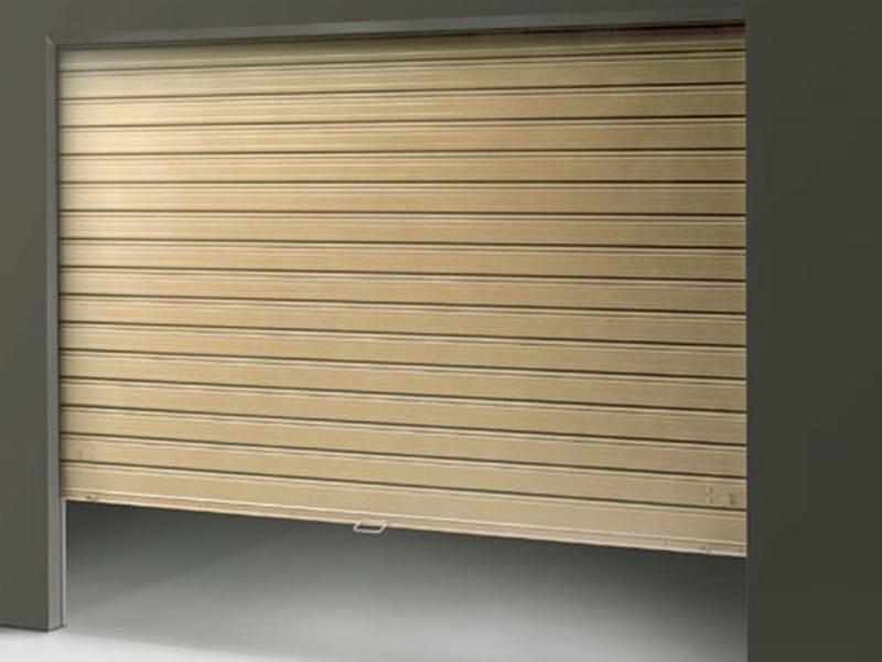 Saracinesca per garage by de nardi for Serrande avvolgibili per garage prezzi