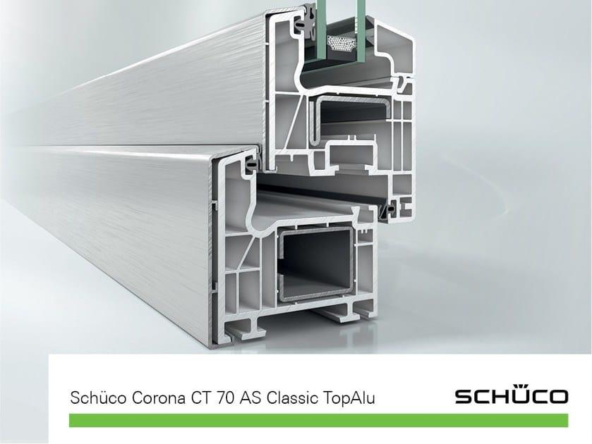 Fen tre en pvc sch co corona ct 70 as classic by sch co for Fenetre pvc schuco